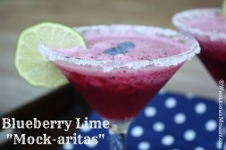 "Georgia Blueberry Lime ""Mock-aritas"